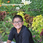 Christian Sanchez -- Sinceramente...