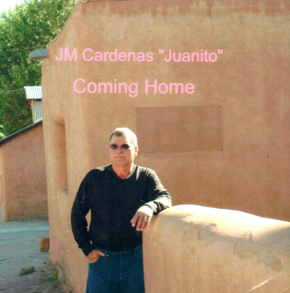 "J.M. ""Juanito"" Cardenas – Coming Home"