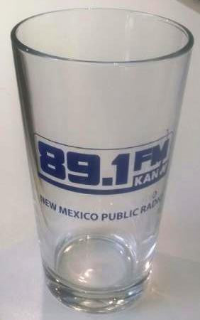 KANW Pint Glass - NEW ITEM!