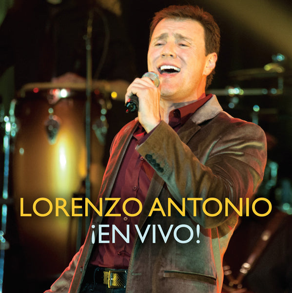 Lorenzo Antonio – En Vivo! CD