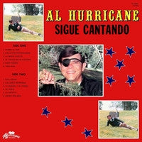 Al Hurricane -- Sigue Cantando