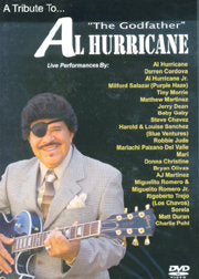 Tribute To Al Hurricane DVD