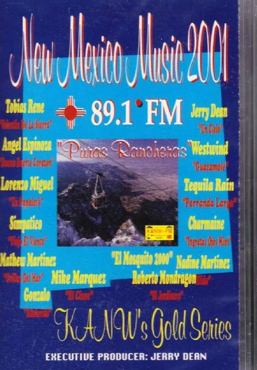 New Mexico Music 2001 & 2002 (Cassettes)