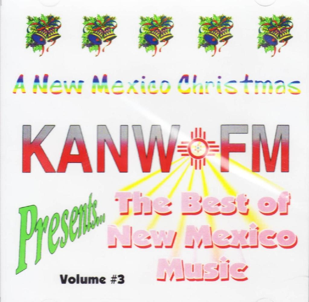 Best of New Mexico Music Vol 3 (A New Mexico Christmas)