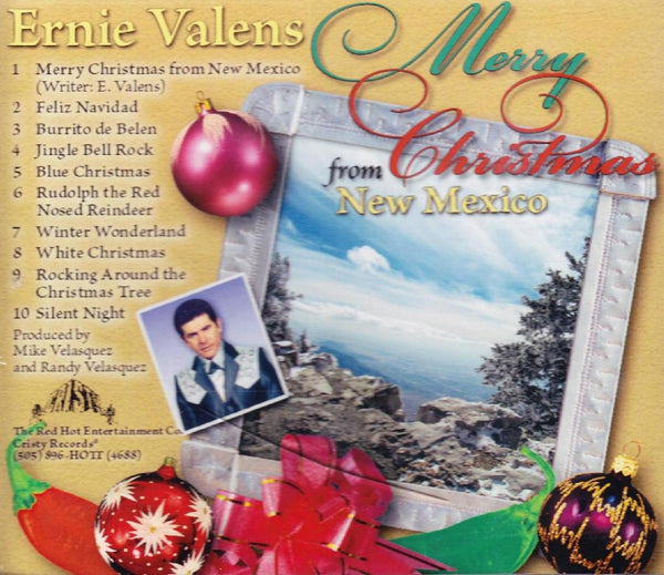 Ernie Valens – Merry Christmas from New Mexico