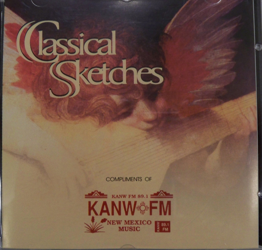 KANW Classical Sketches CD