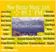 New Mexico Music 2005