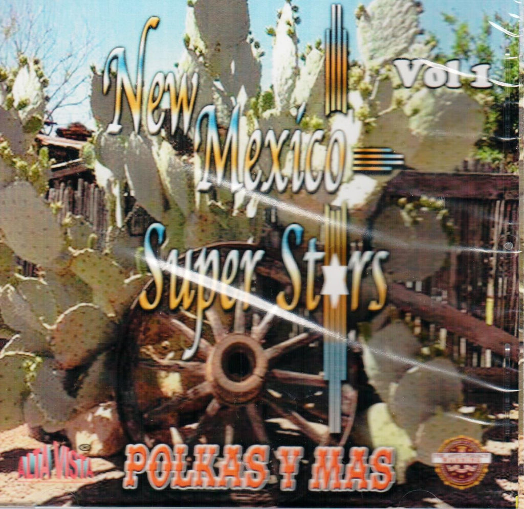 Polkas Y Mas – New Mexico Superstars