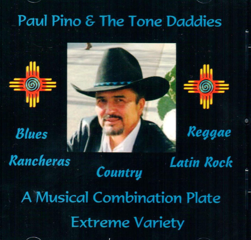Paul Pino & The Tone Daddies – A Musical Combination Plate