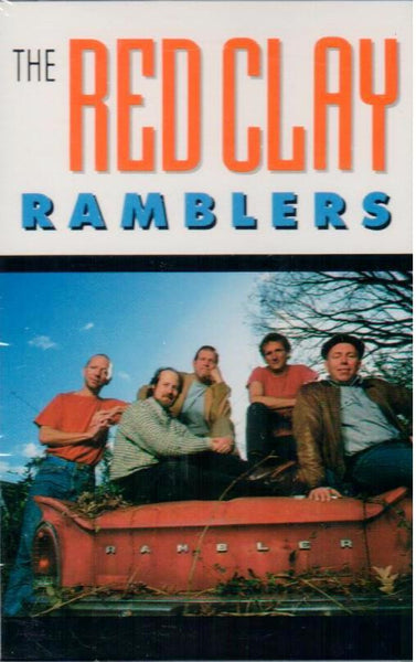 Red Clay Ramblers -- Cassette Tape
