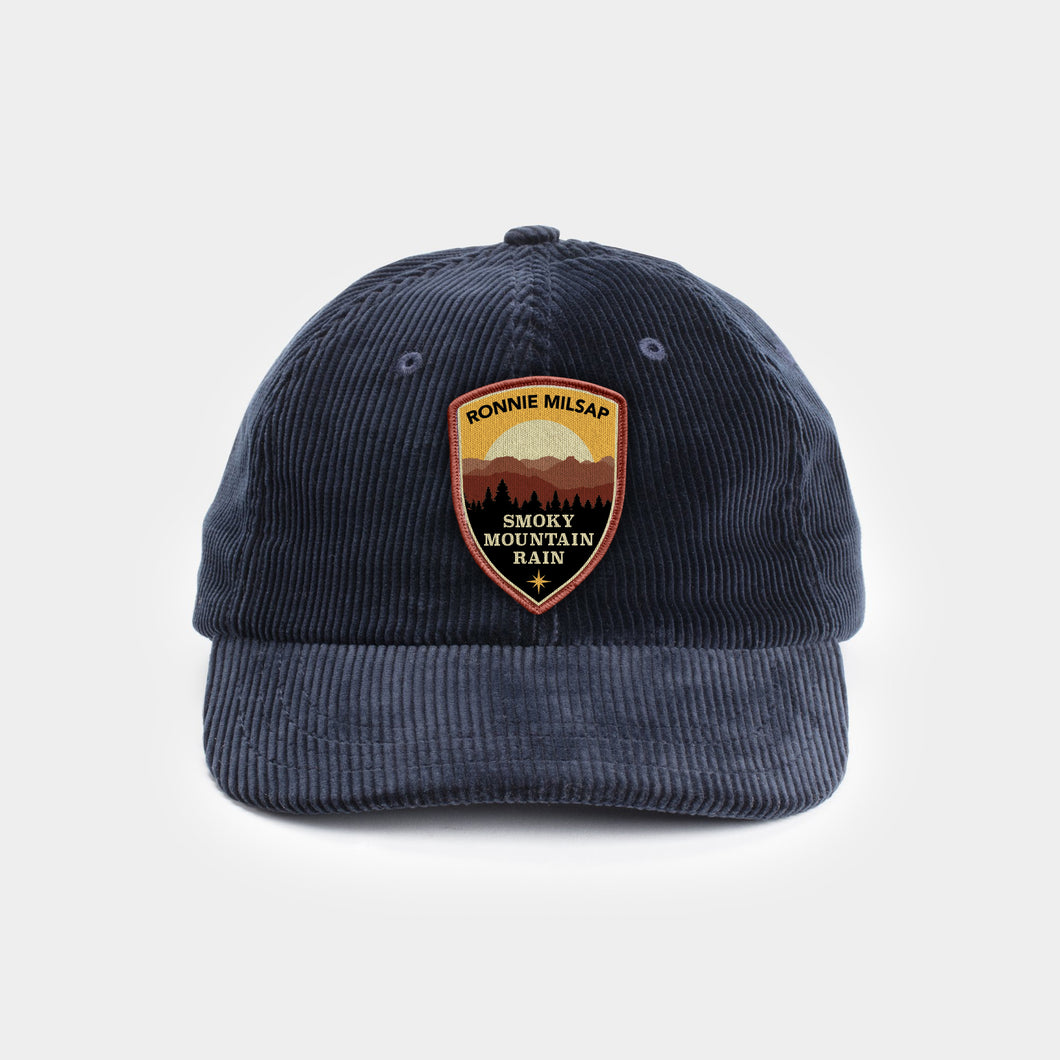 Smoky Mountain Rain Corduroy Hat