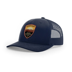 Smoky Mountain Rain Trucker Hat