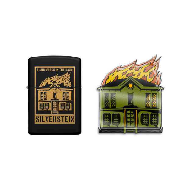 Great Fire Pin + Lighter Bundle