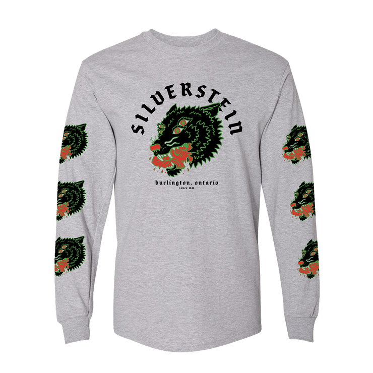 Hungry Wolf Long Sleeve