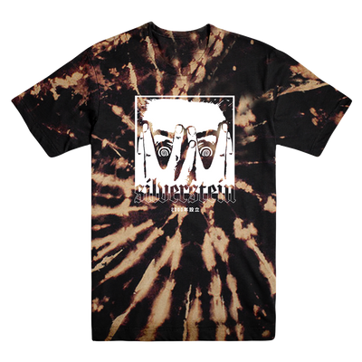 Peeking Eyes Dye Tee