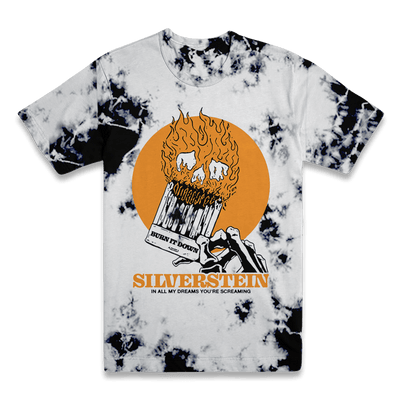 Burn It Down Dye Tee