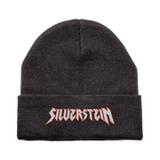 Silverstein Embroidered Cuff Beanie
