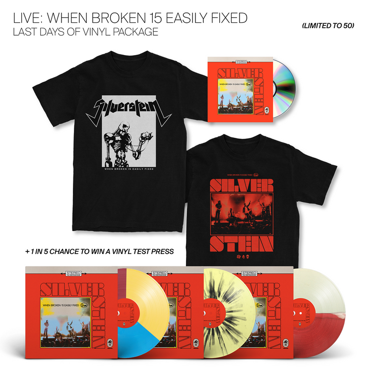 Last Days of Vinyl Package