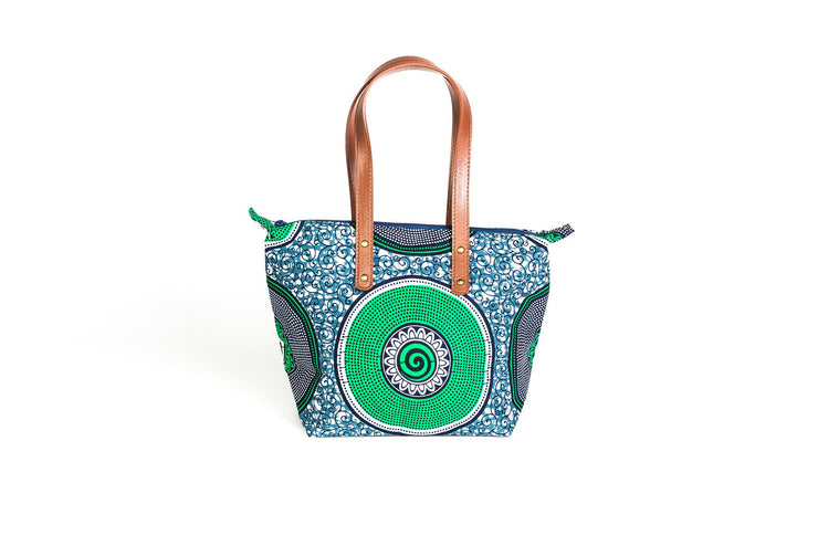 Sac à main - Lime Awaken - BE BOLD BY DIAMANY