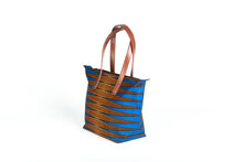 Charger l'image dans la galerie, Be Bold by Diamany Blue Handbag SS17 - Blue Awaken