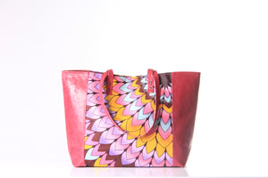 African fabric accessories