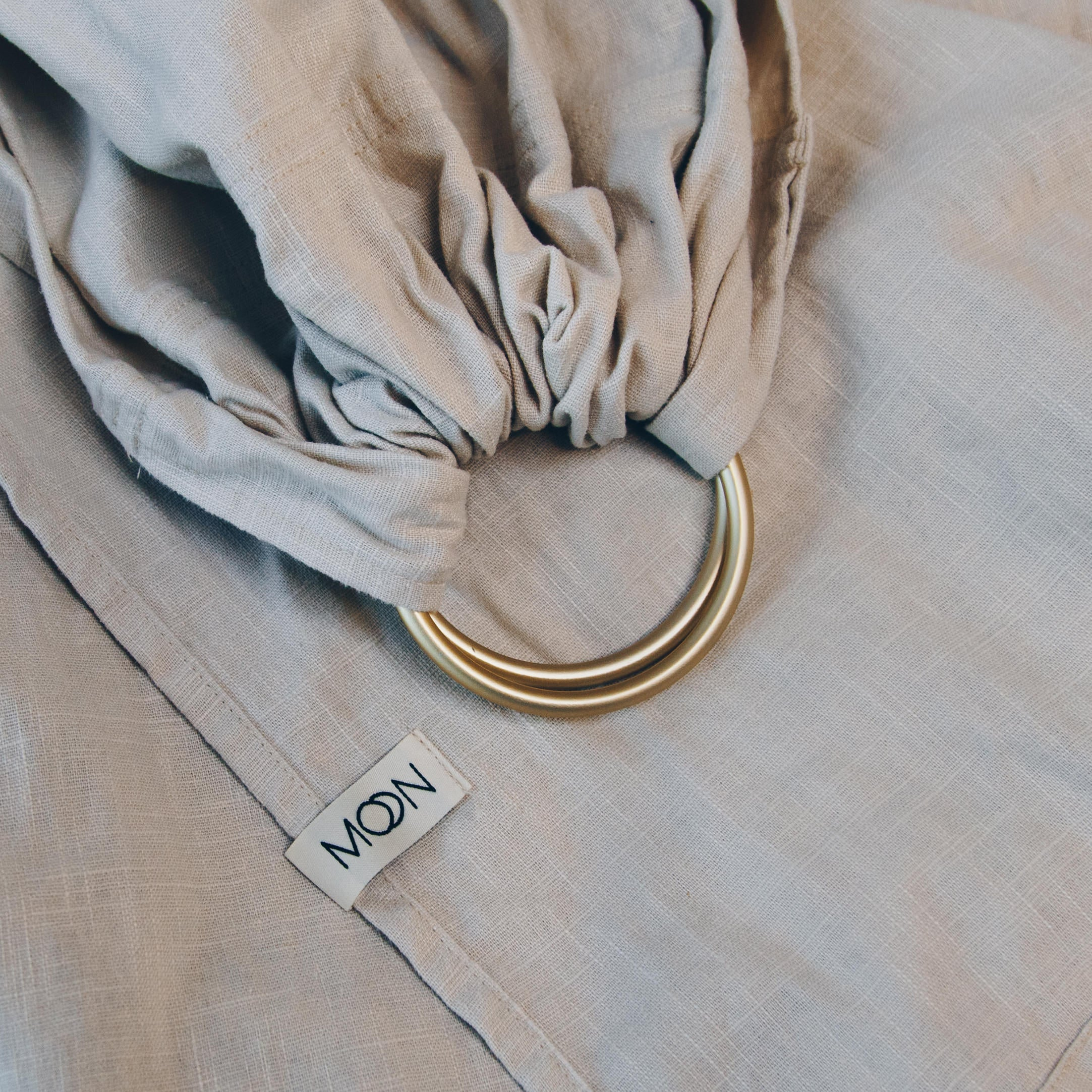 Stone Moon Ring Sling