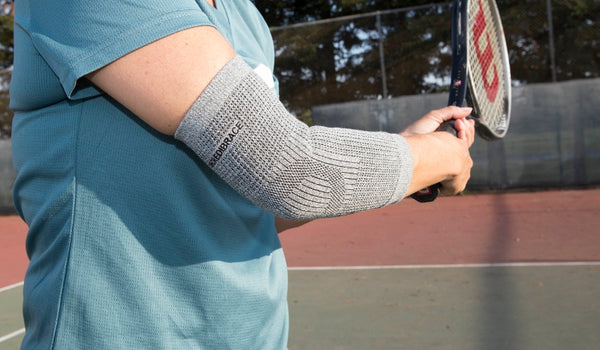 SPORTING A PAINFUL ELBOW?  FIND OUT MORE ABOUT YOUR TENNIS & GOLFER'S ELBOW!