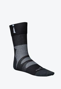 Thin Sports Sock - Quarter Length