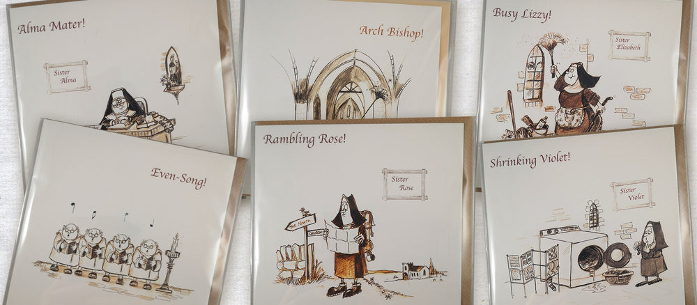 Holy Orders Greetings Cards