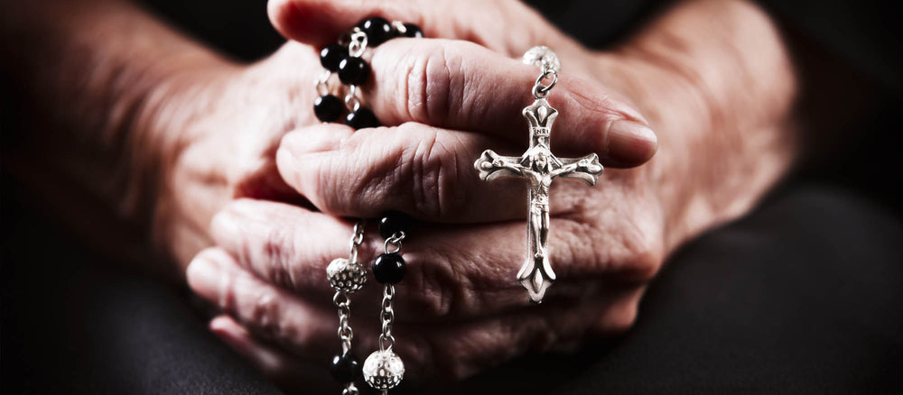 Rosaries & Prayer Cards