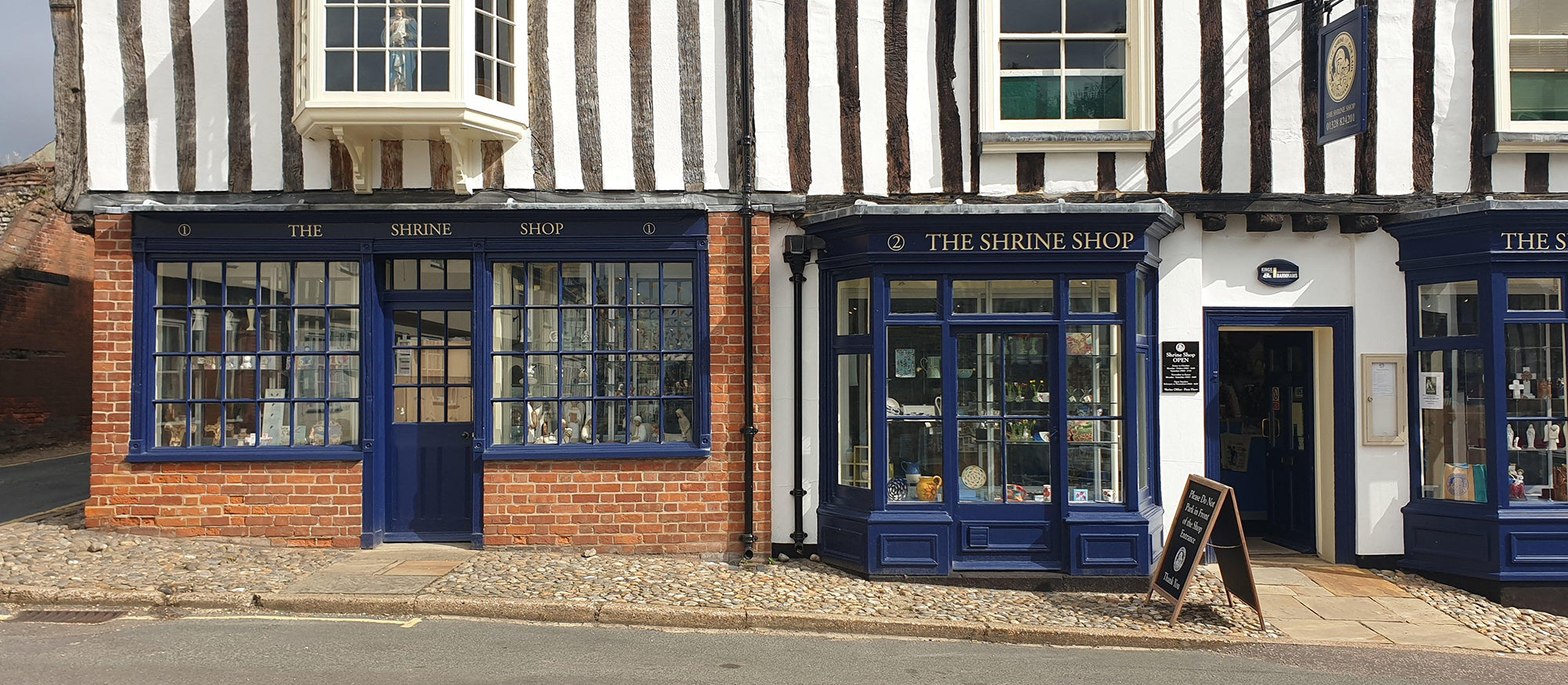The Shrine Shop, Walsingham | Your First Choice fo the Best Christian Gifts