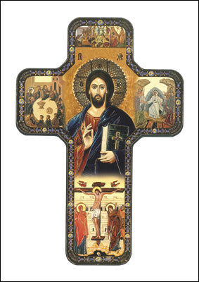 Teaching Christ Cross Icon