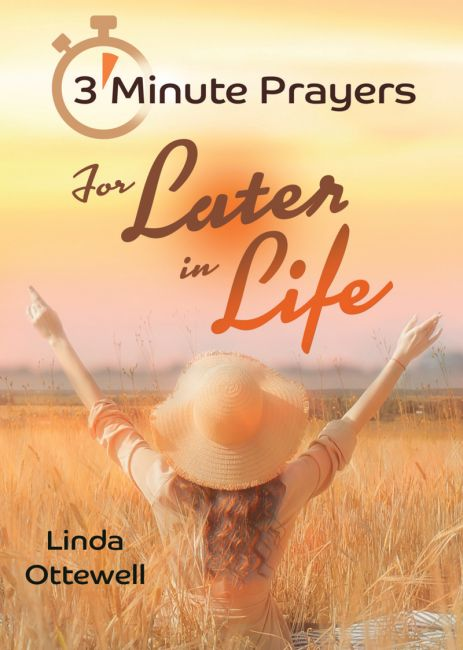 3 Minute Prayers for Later in Life | Books, Bibles & CDs | The Shrine Shop