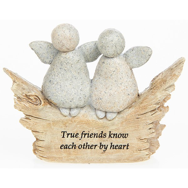 Angel Pebbles – True Friends | Gifts | The Shrine Shop