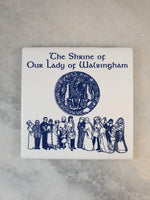 The Shrine of Our Lady of Walsingham Coaster - Ceramic
