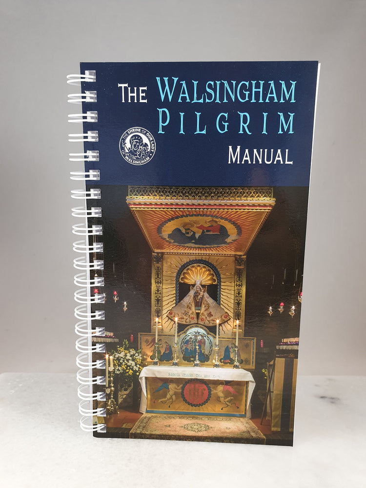 Pilgrim Manual LARGE PRINT - The Shrine Shop