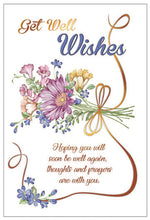 Card – Get Well Wishes