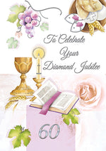 Card – Diamond Jubilee | Greetings Cards & Stationery | The Shrine Shop