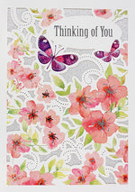Card – Thinking of You | Greetings Cards & Stationery | The Shrine Shop