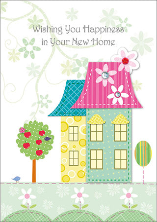 Card – New Home