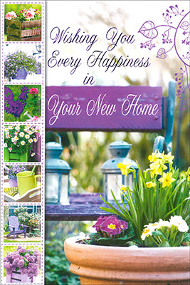 Card – Wishing You Happiness in Your New Home