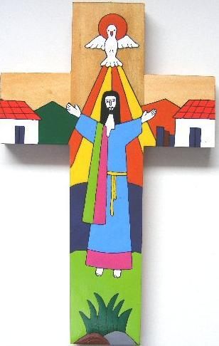 El Salvador Christ is Risen - The Shrine Shop