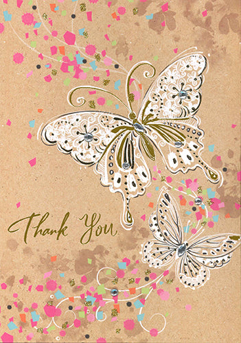 Card – Thank You | Greetings Cards & Stationery | The Shrine Shop