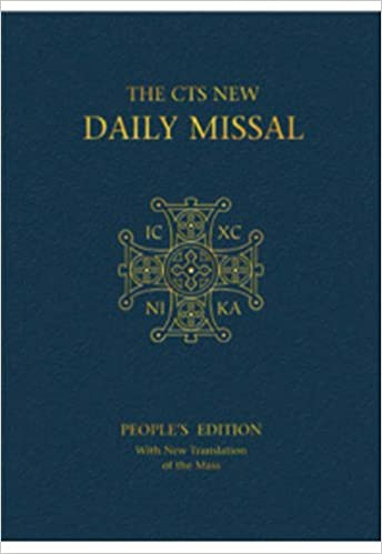 New Daily Missal | Books, Bibles & CDs | The Shrine Shop
