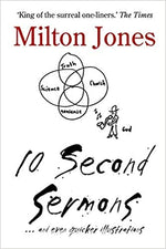 10 Second Sermons | Books, Bibles & CDs | The Shrine Shop