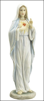 Sacred Heart of Mary Statue