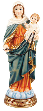 Madonna of the Rosary Statue