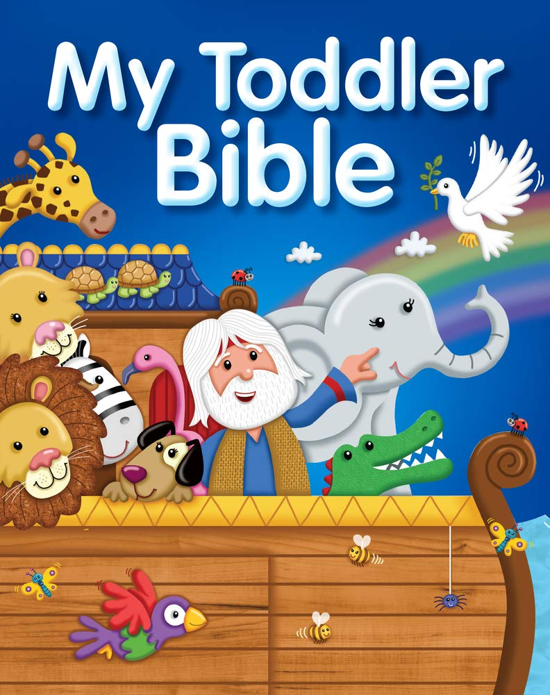 My Toddler Bible | Books, Bibles & CDs | The Shrine Shop