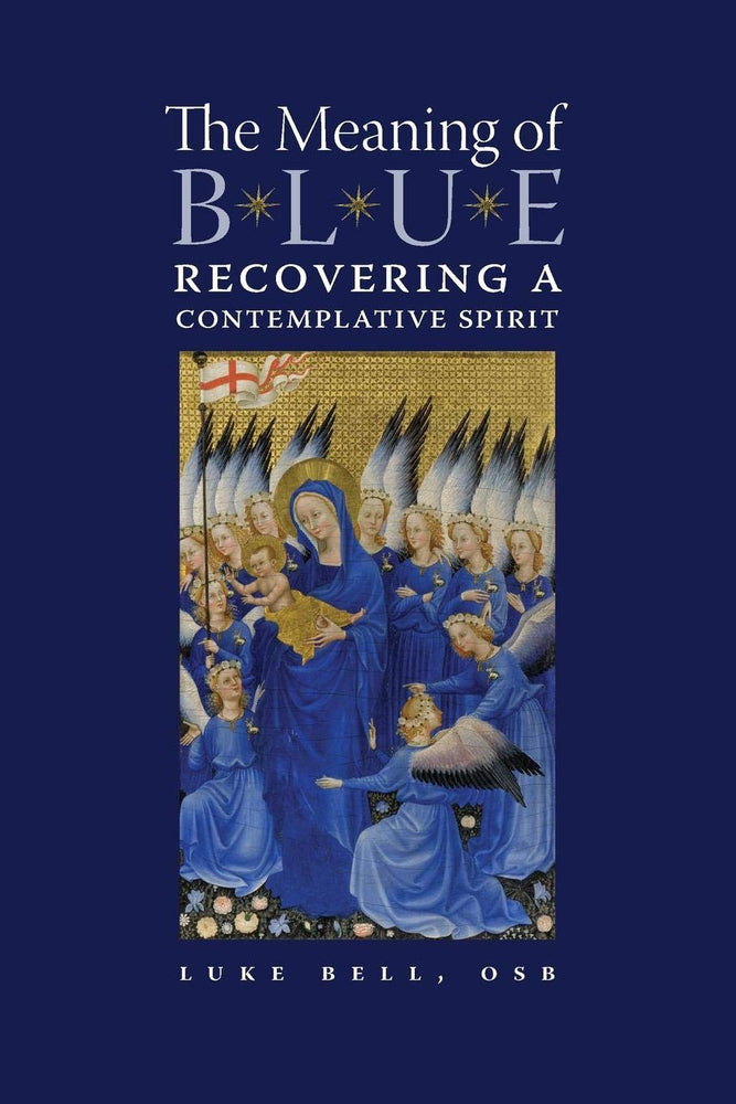 The Meaning Of Blue: Recovering A Contemplative Spirit | Books, Bibles & CDs | The Shrine Shop