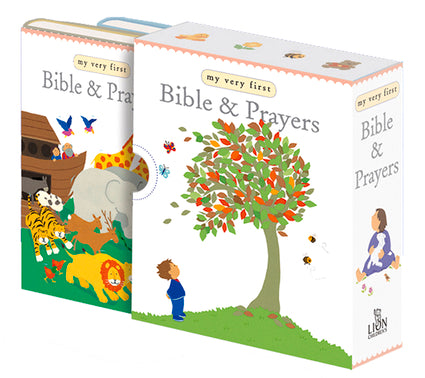 My Very First Bible and Prayers Box Set